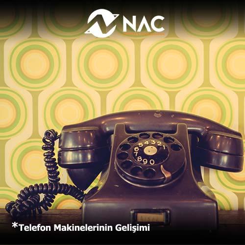 Telefon Makinelerinin Gelişimi